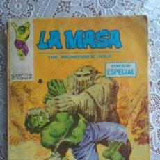 Cómics: TACO - LA MASA Nº 9 - PELIGRO EN EL PANTANO. Lote 186248978