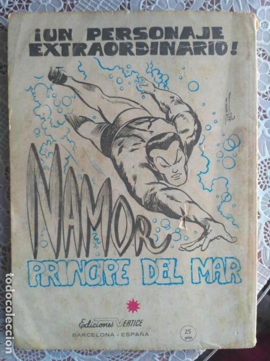 Cómics: TACO - LA MASA Nº 9 - PELIGRO EN EL PANTANO - Foto 3 - 186248978