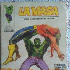 Cómics: TACO - LA MASA - EL FIN DEL DR. SANSON - VERTICE Nº 20.. Lote 186249377
