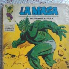 Cómics: TACO - EDICIONES VERTICE : LA MASA Nº 28 V1 - LA ABOMINACION.. Lote 186249867