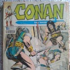 Cómics: TACO - CONAN. VOL. 1 Nº 12. ESPADAS EN LA NOCHE- EDICIONES VERTICE.. Lote 186251345