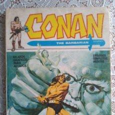 Cómics: TACO - CONAN. VOL. 1 Nº 2. CREPUSCULO DEL DIOS SINIESTRO - EDICIONES VERTICE.. Lote 186254123