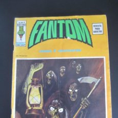 Comics: FANTOM (1974, VERTICE) -V.2- 4 · 30-XII-1974 · FRANKENSTEIN EN LA FURIA DEL HIJO DE LA NOCHE / HORRO. Lote 186254371