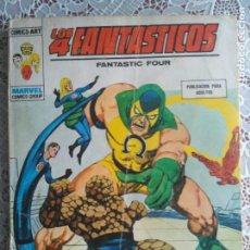 Cómics: TACO - LOS 4 FANTASTICOS Nº 66 LA BATALLA DEL SIGLO - EDICIONES VERTICE.. Lote 186260202