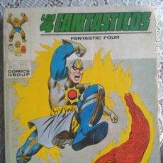 Cómics: TACO - LOS 4 FANTASTICOS Nº60 - EL HORROR QUE CAMINA POR EL AIRE. EDICIONES VERTICE.. Lote 186261197
