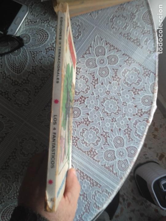 Cómics: TACO - LOS 4 FANTASTICOS Nº 48 ANDROIDES DE MUERTE - EDICIONES VERTICE - Foto 2 - 186261665