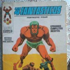 Cómics: TACO - LOS 4 FANTASTICOS Nº 38 GALACTUS EL IMPLACABLE - EDICIONES VERTICE.. Lote 186266037