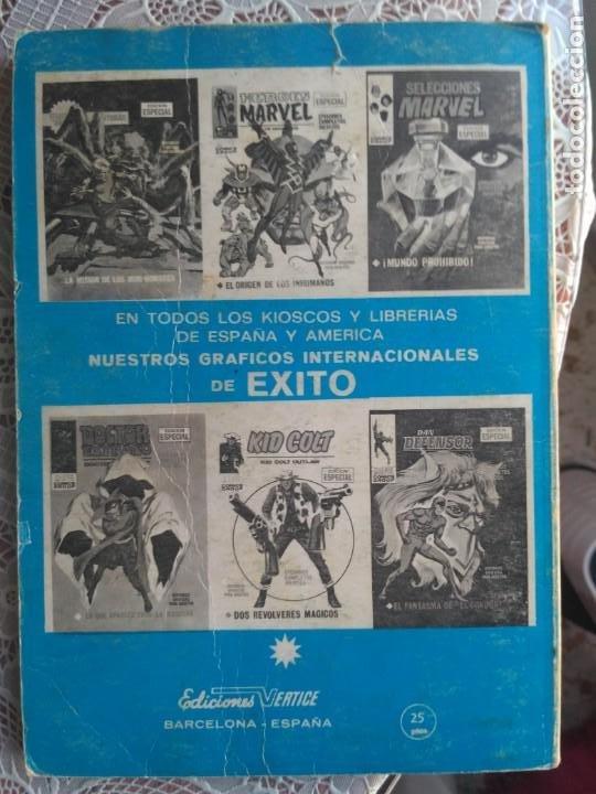 Cómics: TACO - LOS 4 FANTASTICOS Nº 34 LA TRAICION DE BEN GRIMM - EDICIONES VÉRTICE. - Foto 3 - 186266608