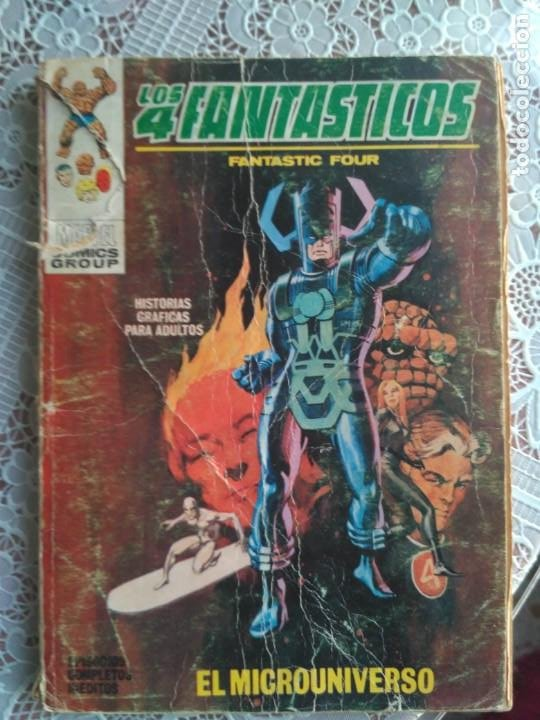 TACO - LOS 4 FANTASTICOS Nº.37 EL MICROUNIVERSO - EDICIONES VERTICE. (Tebeos y Comics - Vértice - 4 Fantásticos)