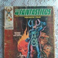 Cómics: TACO - LOS 4 FANTASTICOS Nº.37 EL MICROUNIVERSO - EDICIONES VERTICE.. Lote 186267068