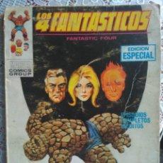 Cómics: TACO - LOS 4 FANTASTICOS MATARTE PARA SALVARTE Nº 21- EDITORIAL VERTICE,. Lote 186268000