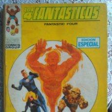 Cómics: TACO - LOS 4 FANTASTICOS Nº 19. ATAQUE ESTELAR - EDICIONES VERTICE.. Lote 186268257