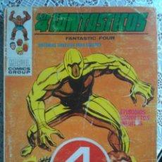 Cómics: TACO - LOS 4 FANTASTICOS Nº 35 HA LLEGADO EL FINAL - EDICIONES VERTICE. . Lote 186268673
