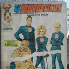 Cómics: TACO - LOS 4 FANTASTICOS Nº 5 EL FIN DE LOS 4 FANTASTICOS - EDICIONES VERTICE.. Lote 186268938