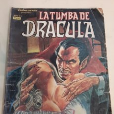 Cómics: 1980 LA TUMBA DRACULA ANGÉLICA MAYO NÚMERO 4 MUNDO COMIS. Lote 186294140