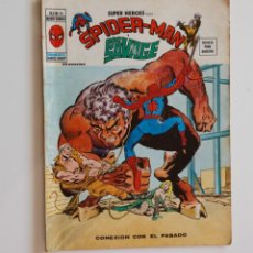 Cómics: SUPER HEROES PRESENTA V.2 Nº36 SPIDERMAN Y DOC SAVAGE - VÉRTICE. Lote 186308047