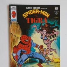 Cómics: SUPER HEROES PRESENTA V.2 Nº92 SPIDERMAN Y LA TIGRA - VÉRTICE. Lote 186308910