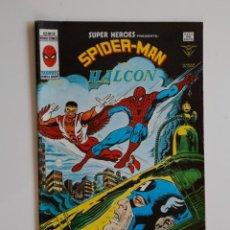 Cómics: SUPER HEROES PRESENTA V.2 Nº98 SPIDERMAN Y EL HALCÓN - VÉRTICE. Lote 186309050