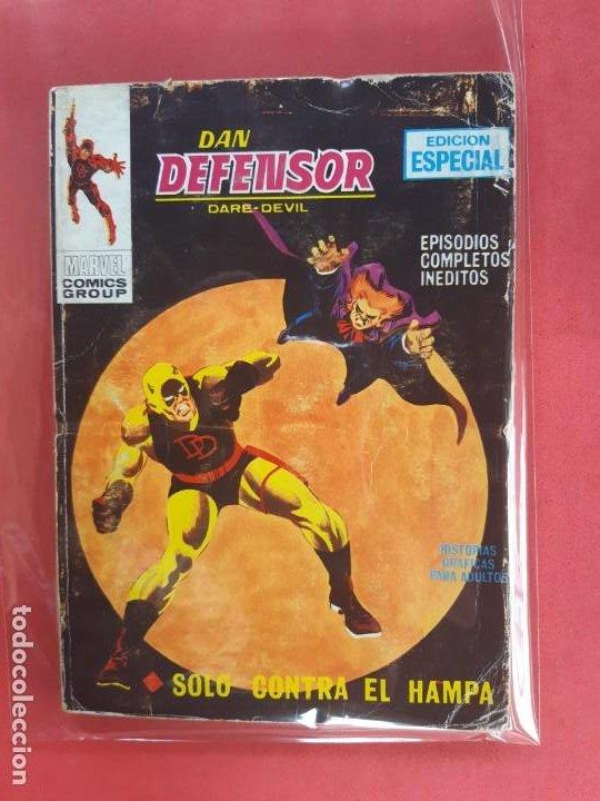 DAN DEFENSOR Nº 9 VERTICE V1 (Tebeos y Comics - Vértice - Dan Defensor)