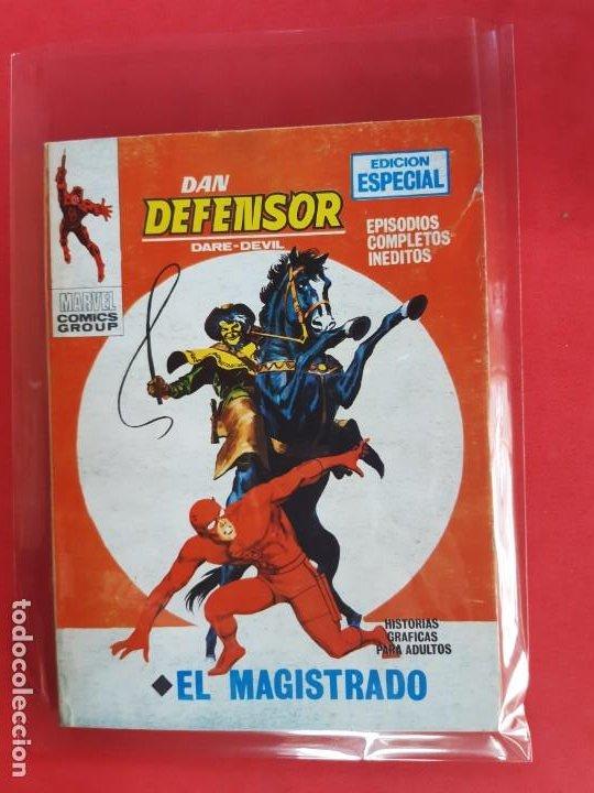 DAN DEFENSOR-Nº29-VERTICE V1 (Tebeos y Comics - Vértice - Dan Defensor)