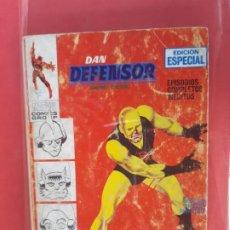 Cómics: DAN DEFENSOR Nº 5 VERTICE V1. Lote 186316241