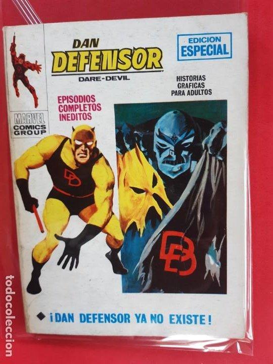 DAN DEFENSOR-Nº19-VERTICE V1 (Tebeos y Comics - Vértice - Dan Defensor)