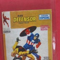 Cómics: DAN DEFENSOR-Nº17-VERTICE V1. Lote 186316992