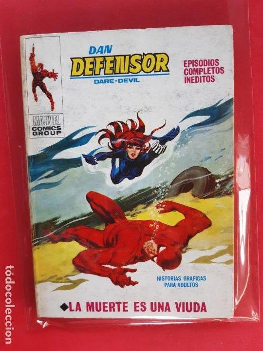DAN DEFENSOR-Nº35-VERTICE V1 (Tebeos y Comics - Vértice - Dan Defensor)