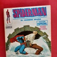 Cómics: SPIDERMAN-Nº20-VERTICE-V1. Lote 186318253
