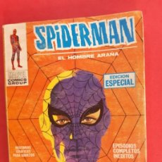 Cómics: SPIDERMAN Nº 6 VERTICE V1. Lote 186318383