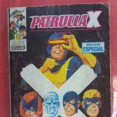 Cómics: PATRULLA X-Nº27-VERTICE V1. Lote 186320171