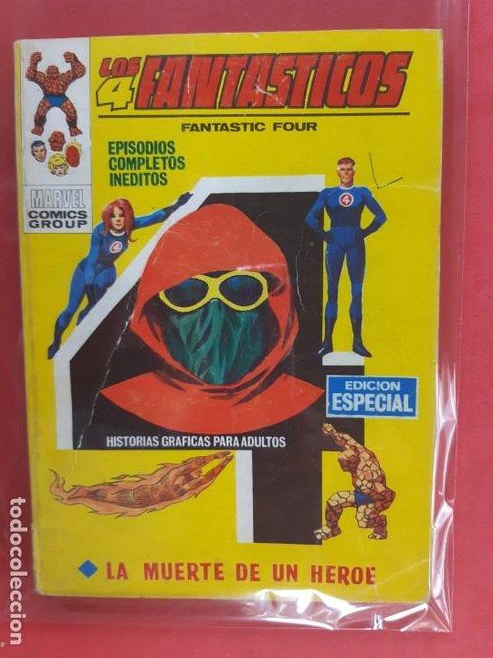 LOS 4 FANTASTICOS Nº 17 (Tebeos y Comics - Vértice - 4 Fantásticos)