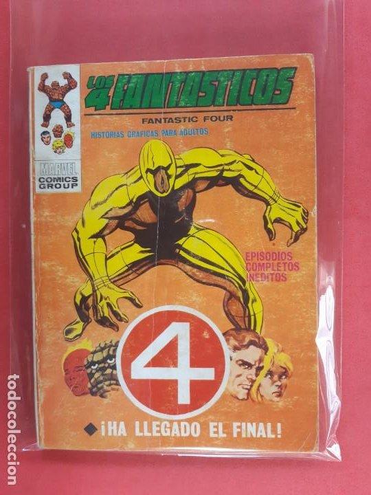 LOS 4 FANTASTICOS Nº 35 VERTICE V1 (Tebeos y Comics - Vértice - 4 Fantásticos)