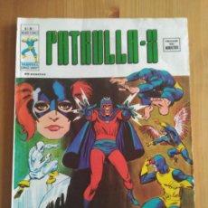 Cómics: PATRULLA X VERTICE VOL 3 N1 (EX/MUY BUEN ESTADO). Lote 186401481