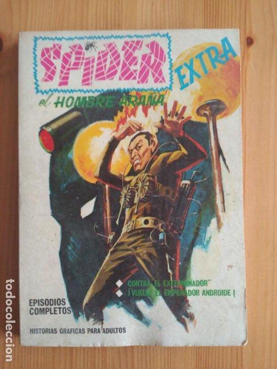 SPIDER VOL 1 N 2 (BUEN ESTADO/MUY BUEN ESTADO) (Tebeos y Comics - Vértice - Super Héroes)