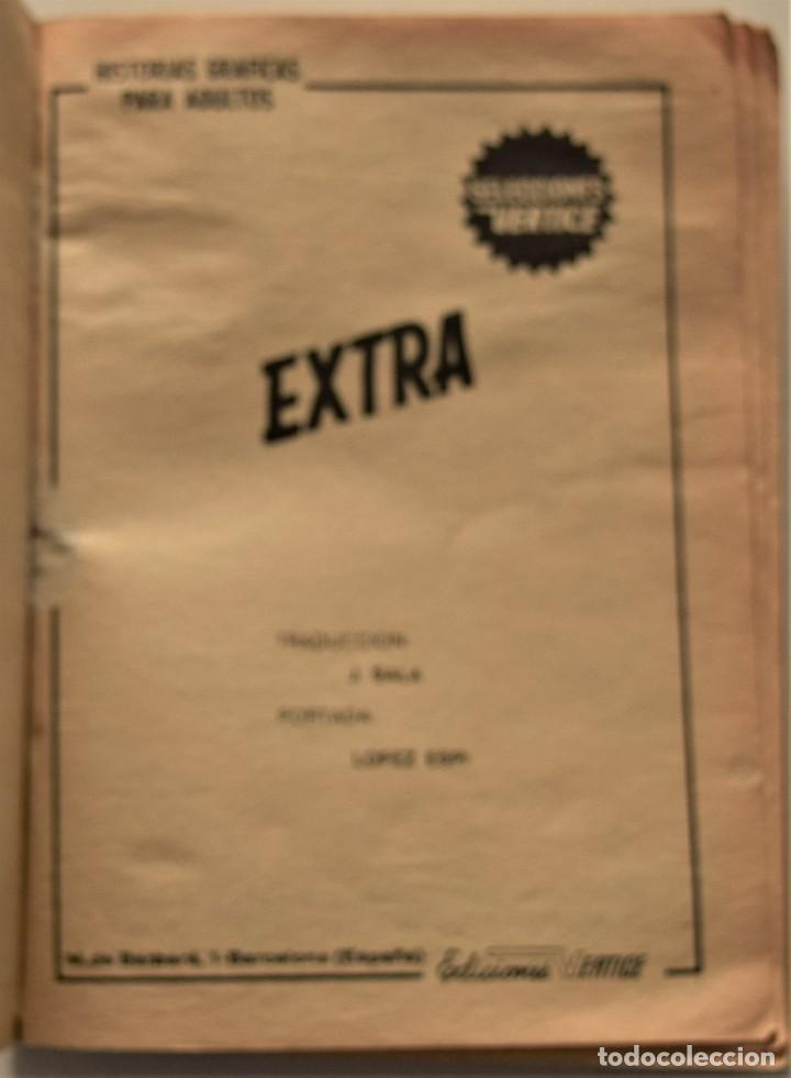 Cómics: SELECCIONES VÉRTICE DE AVENTURAS Nº 65 - EDICIÓN ESPECIAL - EDICIONES VÉRTICE AÑO 1969 - Foto 3 - 186439896