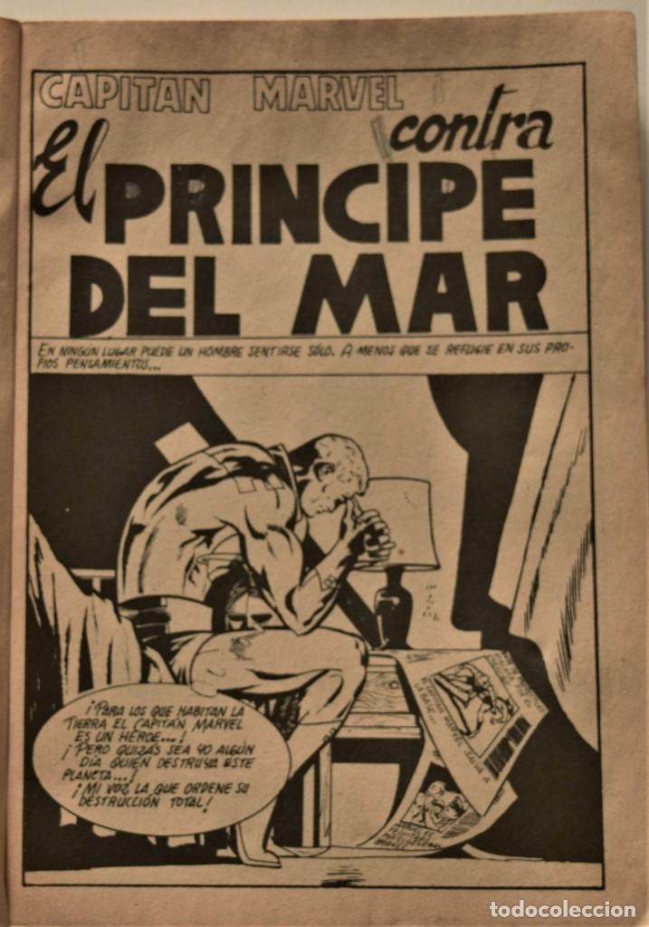 Cómics: CAPITÁN MARVEL Nº 2 - EDICIÓN ESPECIAL - EDICIONES VÉRTICE AÑO 1969 - Foto 4 - 186448407