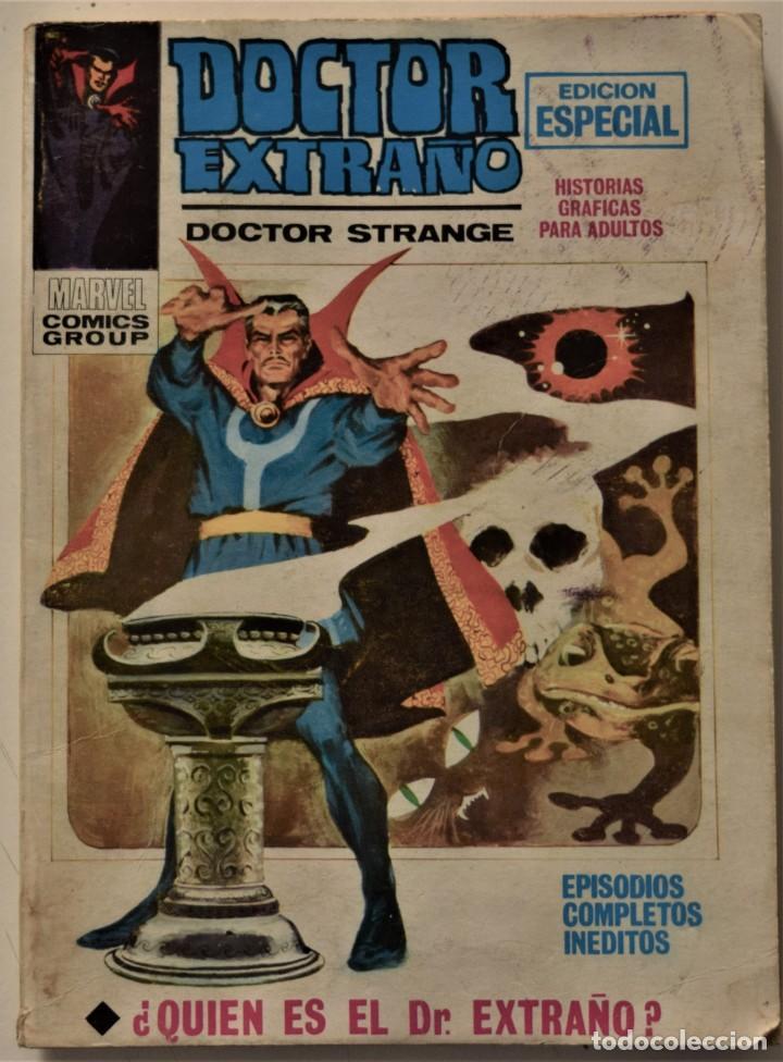 DOCTOR EXTRAÑO Nº 1 - EDICIÓN ESPECIAL - EDICIONES VÉRTICE AÑO 1969 (Tebeos y Comics - Vértice - V.1)