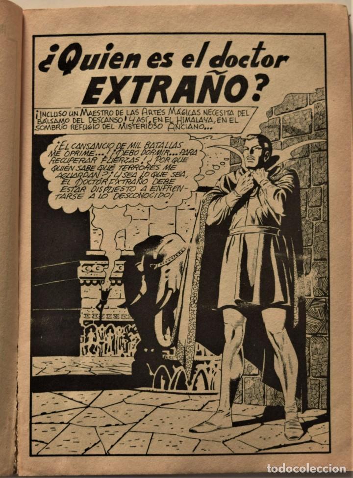 Cómics: DOCTOR EXTRAÑO Nº 1 - EDICIÓN ESPECIAL - EDICIONES VÉRTICE AÑO 1969 - Foto 4 - 186448990