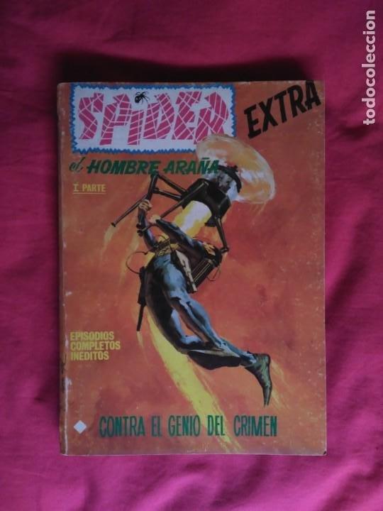 SPIDER VOL 1 N 4 (BUEN ESTADO/MUY BUEN ESTADO) FALTA SUBIR FOTO (Tebeos y Comics - Vértice - Super Héroes)