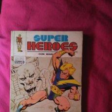 Cómics: SUPER HEROES VOL 1N 1 VERTICE(MB) NO ORDINARIO. Lote 186804947