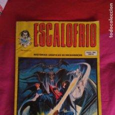 Cómics: ESCALOFRIO VOL 1N55 VERTICE NO ORDINARIO. Lote 186809101