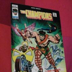 Cómics: SUPER HEROES VOL2 N 49 (NO ORDINARIO). Lote 187092892