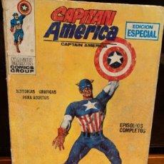 Cómics: CAPITAN AMERICA 1,SURGE EL CAPITAN AMERICA , COMPLETO, BUEN ESTADO - FLA. Lote 187297072