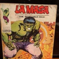 Cómics: LA MASA Nº 25, QUIEN TE JUZGARA MASA, COMPLETO, ESTADO DE USO - FLA. Lote 187300488