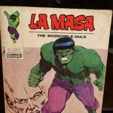 Cómics: LA MASA Nº 31 , EL CAPITAN OMEN, COMPLETO, EN BUEN ESTADO - FLA. Lote 187300742