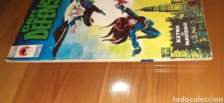 Cómics: Antiguo comic vertice DAN DEFENSOR ,EXTRA DE NAVIDAD - Foto 3 - 187322585