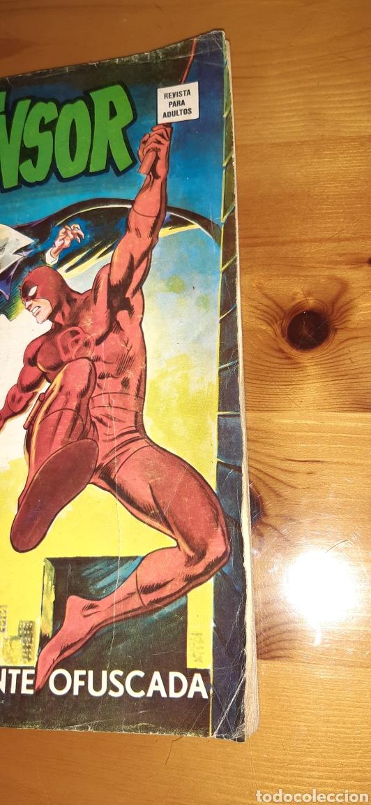 Cómics: Antiguo comic vertice DAN DEFENSOR ,EXTRA DE NAVIDAD - Foto 4 - 187322585
