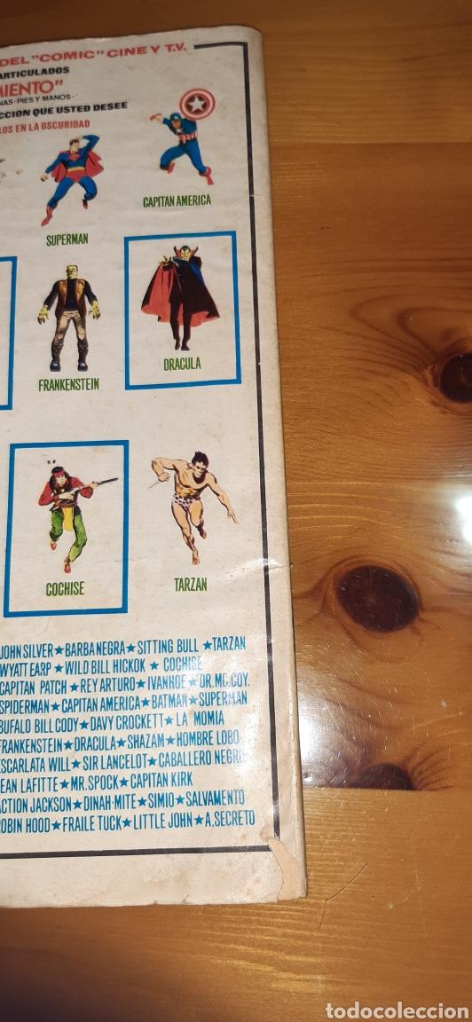Cómics: Antiguo comic vertice DAN DEFENSOR ,EXTRA DE NAVIDAD - Foto 6 - 187322585
