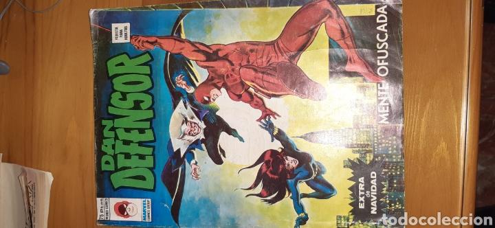 ANTIGUO COMIC VERTICE DAN DEFENSOR ,EXTRA DE NAVIDAD (Tebeos y Comics - Vértice - Dan Defensor)